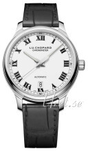 Chopard L.U.C 1937 Classic Vit/Läder Ø42 mm