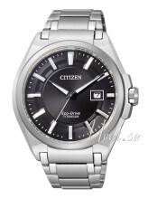 Citizen Super Titanium Svart/Titan Ø42 mm