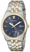 Citizen Dress Blå/Gulguldtonat stål