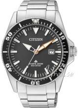 Citizen Promaster Sea Svart/Stål