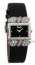 Dolce & Gabbana D&G Svart/Satin 26x19 mm