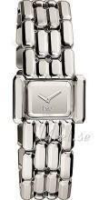 Dolce & Gabbana D&G Aristocratic Silverfärgad/Stål 28x20 mm