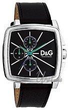 Dolce & Gabbana D&G Svart/Läder Ø44 mm