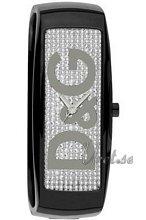 Dolce & Gabbana D&G Intelligence Kristallinfattad/Stål 58x23 mm