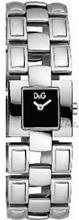 Dolce & Gabbana D&G Silverfärgad/Stål 26x26 mm