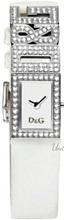 Dolce & Gabbana D&G Shout Silverfärgad/Stål 22.5x17.1 mm