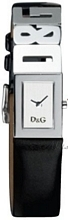 Dolce & Gabbana D&G Silverfärgad/Stål 22.5x17.1 mm