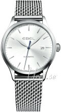 Ebel Classic Silverfärgad/Stål