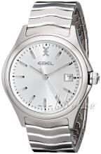 Ebel Wave Silverfärgad/Stål Ø40 mm