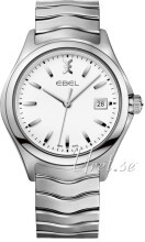 Ebel Wave Vit/Stål Ø40 mm