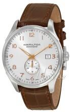 Hamilton Silverfärgad/Läder