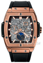 Hublot Big Bang 41mm Skelettskuren/Gummi