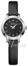 Hugo Boss Svart/Läder Ø26 mm