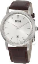 Hugo Boss Classic Silverfärgad/Läder