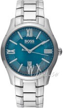 Hugo Boss Blå/Stål Ø43 mm