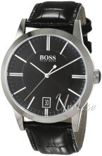 Hugo Boss Svart/Läder Ø42 mm
