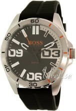 Hugo Boss Svart/Gummi Ø48 mm