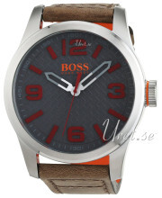 Hugo Boss Grå/Läder Ø47 mm