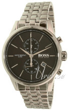 Hugo Boss Svart/Stål Ø41 mm