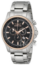 Invicta Specialty Svart/Stål Ø48 mm