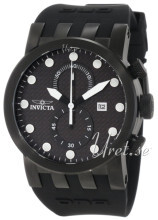 Invicta DNA Svart/Gummi