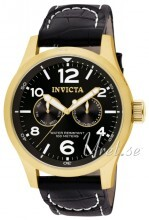 Invicta I-Force Svart/Läder
