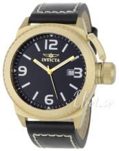 Invicta Corduba Svart/Läder