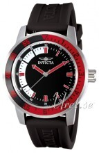 Invicta Specialty Svart/Gummi Ø45 mm