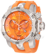 Invicta Reserve Orange/Gummi Ø54 mm