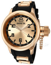 Invicta Russian Diver Roséguldstonad/Orange