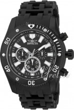 Invicta Sea Spider Svart/Stål