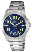 Invicta Specialty Blå/Stål Ø45 mm