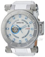 Invicta Coalition Forces Silverfärgad/Läder Ø51 mm