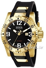 Invicta Excursion Svart/Gummi