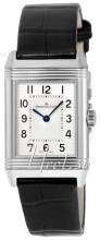 Jaeger LeCoultre Reverso Classic Small Stainless Steel Silverfär