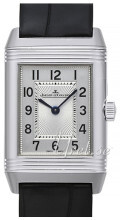 Jaeger LeCoultre Reverso Classic Small Duetto Stainless Steel Si
