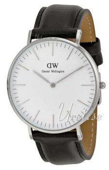 Daniel Wellington Classic Sheffield Antikvit/Läder Ø40 mm