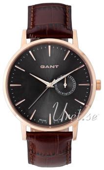 Gant Park Hill II Svart/Läder