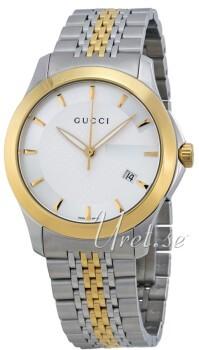 Gucci G-Timeless Silverfärgad/Gulguldtonat stål