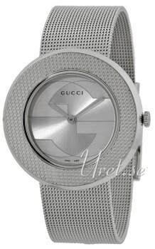 Gucci U-Play Silverfärgad/Stål Ø37 mm
