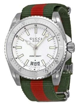 Gucci Vit/Stål