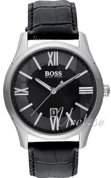 Hugo Boss Svart/Läder