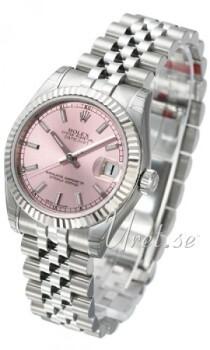 Rolex Datejust Midsize Rosa/Stål