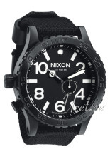 Nixon The 51-30 Tide Svart/Textil