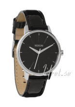 Nixon The Kensington Leather Svart/Läder