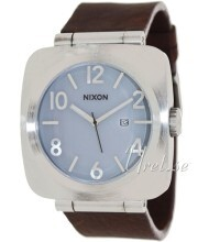 Nixon Blå/Läder