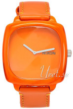 Nixon Orange/Läder Ø42.5 mm