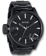 Nixon The Chronicle SS Svart/Stål