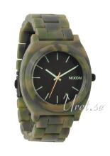Nixon The Time Teller Acetate Svart/Keramik