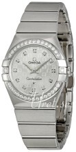 Omega Constellation Quartz 27mm Silverfärgad/Stål